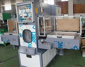 自动滑台高周波塑胶熔接机(防护罩)
